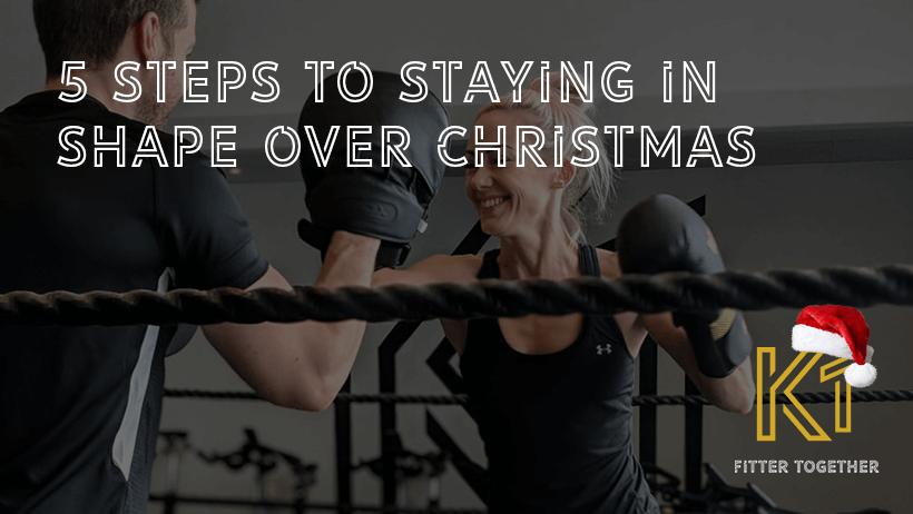 5 steps to staying in shape over the Christmas!!