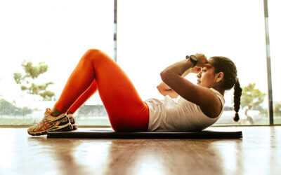Training for weight-loss